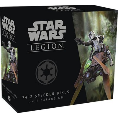 STAR WARS LEGION MOTOS DESLIZADORAS 74-Z