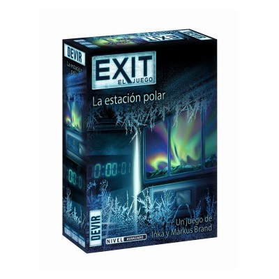 EXIT, EL JUEGO - LA ESTACION POLAR - DEVIR 226737