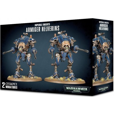 IMPERIAL KNIGHTS ARMIGER ELVERINS - GAMES WORKSHOP 54-13