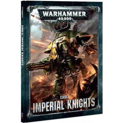 CODEX IMPERIAL KNIGHTS ESPAÑOL - GAMES WORKSHOP 54-01-03
