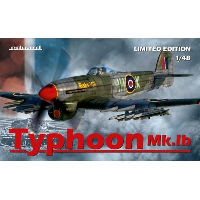 HAWKER TYPHOON Mk-Ib 1/48 - Eduard 11117
