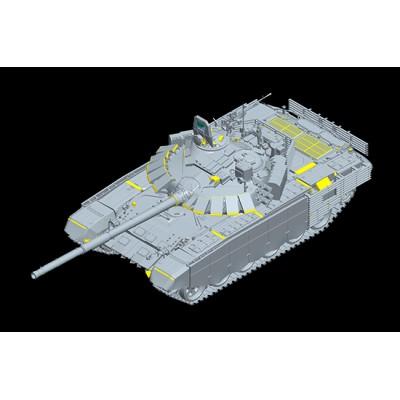 CARRO DE COMBATE T-72 B3 1/35 - Trumpeter 09561