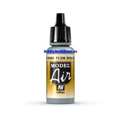 PINTURA ACRILICA GRIS AZUL AF RUSO (17 ml) - Vallejo 71338