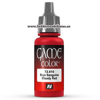 ROJO SANGUINA (17 ml)