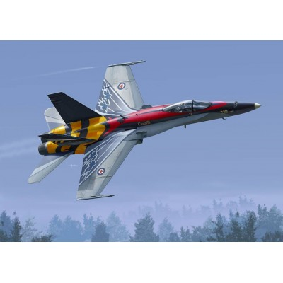 McDONNELL DOUGLAS CF-188 A HORNET -20 years Canada service- 1/48 - Kinetic K48079
