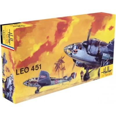 LIORE ET OLIVIER LEO 451 - ESCALA 1/72 - HELLER 80389