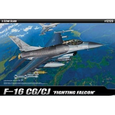 LOCKHEED MARTIN F-16 CG / CJ FALCON 1/32 - Academy 12123