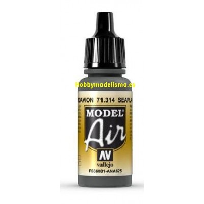 PINTURA ACRILICA GRIS HIDROAVION (17 ml)