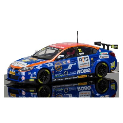 MG6 BTCC TRIPLE EIGHT RACING Nº31 - SUPERSLOT H3736
