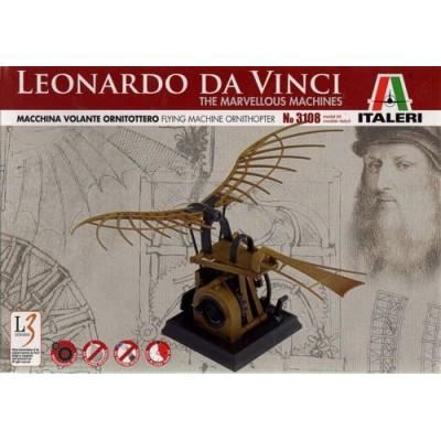 MAQUINA VOLADORA DE LEONARDO DAVINCI - ITALERI 3108