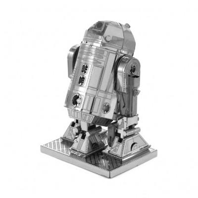 R2D2 3D METAL MODEL