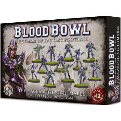 BLOOD BOWL NAGGAROTH NIGHTMARES - GAMES WORKSHOP 200-54
