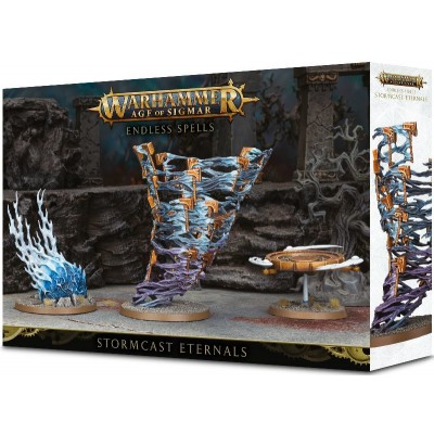 STORMCAST ETERNALS ENDLESS SPELLS - GAMES WORKSHOP 96-37
