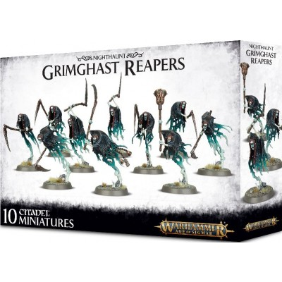 NIGHTHAUNT GRIMGHAST REAPERS - GAMES WORKSHOP 91-26