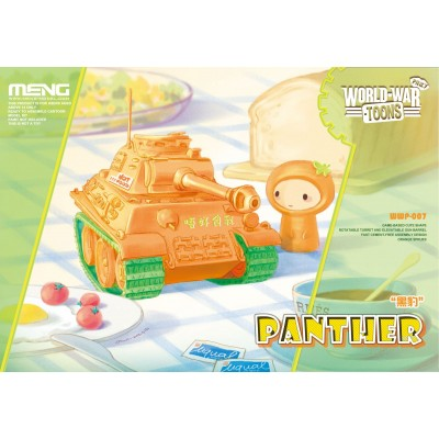 CARRO PANTHER -TOONS- Meng Model WWP-007