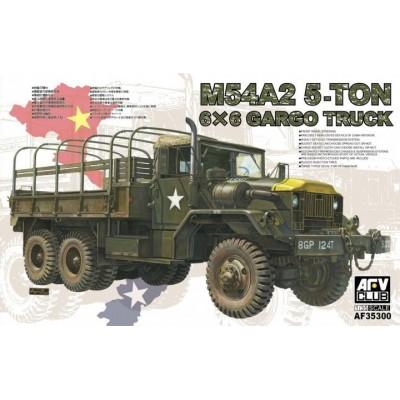CAMION M-54A2 5 Ton 6x6 1/35 AFV Club 35300