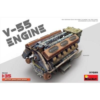 SET MOTOR V-55 1/35 - MiniArt 37047