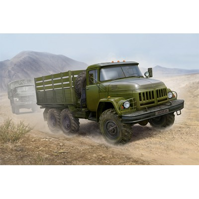 CAMION ZIL-131 1/35 - Trumpeter 01031