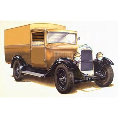 CITROEN C4 FOURGONNETTE -1928- 1/24 - Heller 80703