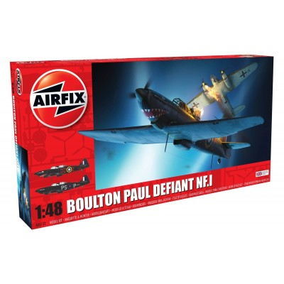 BOULTON PAUL DEFIANT - Airfix A05132