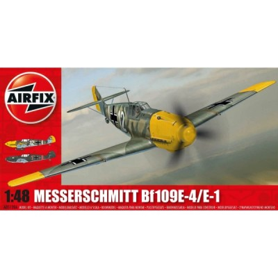 MESSERSCHMITT Bf-109 E-1/ E-3/ E-4 - AIRFIX A05120A