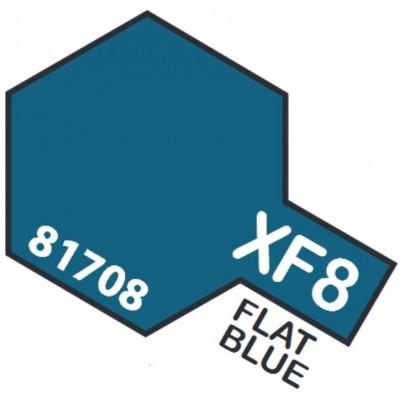 PINTURA ACRILICA AZUL MATE XF-8 (10 ml)