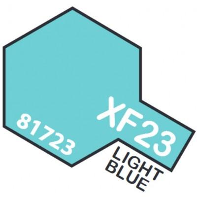 PINTURA ACRILICA AZUL CIELO MATE XF-23 (10 ml)