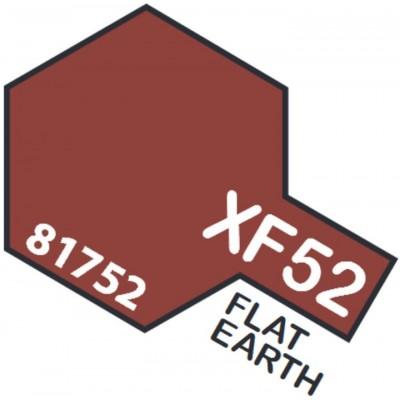PINTURA ACRILICA TIERRA MATE XF-52 (10 ml)