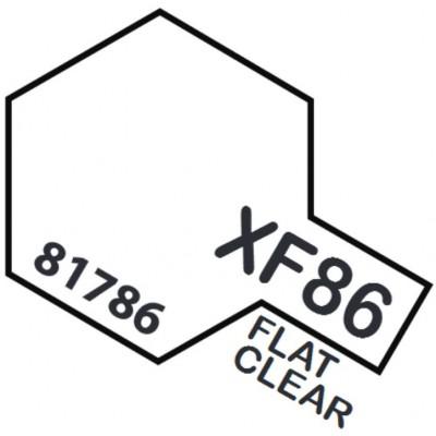 PINTURA ACRILICA BARNIZ MATE XF-86 (10 ml)