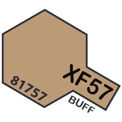 PINTURA ACRILICA BUFF MATE XF-57 (10 ml)