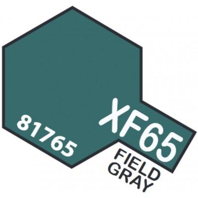 PINTURA ACRILICA GRIS CAMPO MATE XF-65 (10 ml)