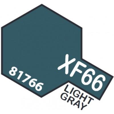 PINTURA ACRILICA GRIS CLARO MATE XF-66 (10 ml)