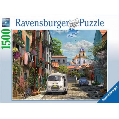 PUZZLE 1500 PZS EN EL SUR DE FRANCIA - RAVENSBURGER 16326