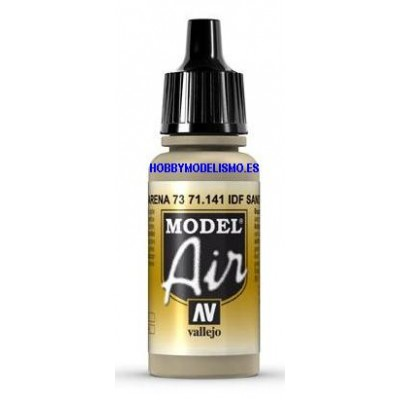 PINTURA ACRILICA IDF GRIS ARENA 73 (17 ml)