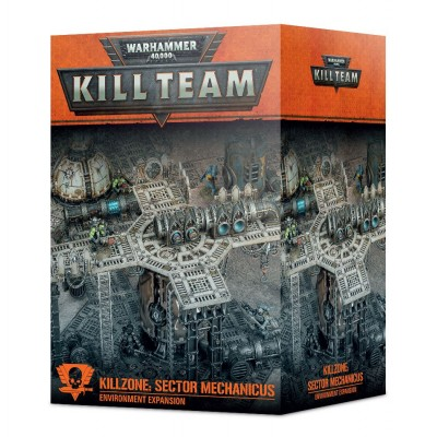 KILL TEAM SECTOR MECHANICUS - GAMES WORKSHOP 102-31