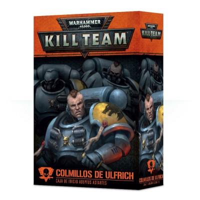KILL TEAM COLMILLOS DE ULFRICH - GAMES WORKSHOP 102-21