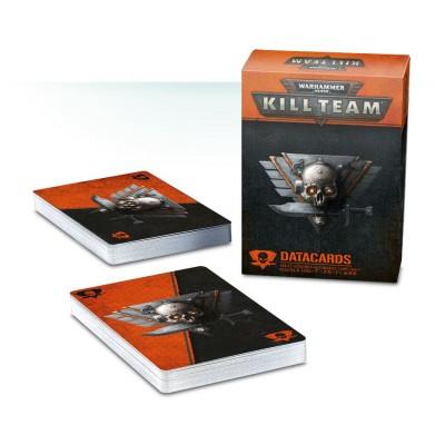 KILL TEAM TARJETAS DE DATOS - GAMES WORKSHOP 102-02