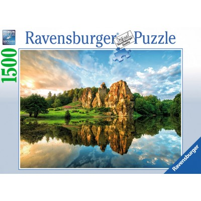 PUZZLE 1500PZS BOSQUE TEUTOBURGO (80X 60 CMS) - RAVENSBURGER 160301