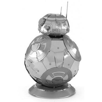BB-8 3D METAL MODEL