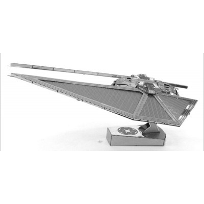 TIE STRIKER 3D METAL MODEL