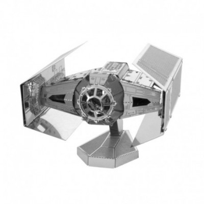 TIE FIGHTER 3D METAL MODEL
