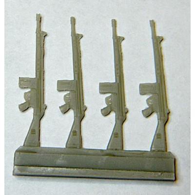 FUSILES DE ASALTO G-3 1/35 - Perfect Scale PS35133