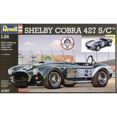 SHELBY COBRA 427 S/C 1/24 - Revell 07367