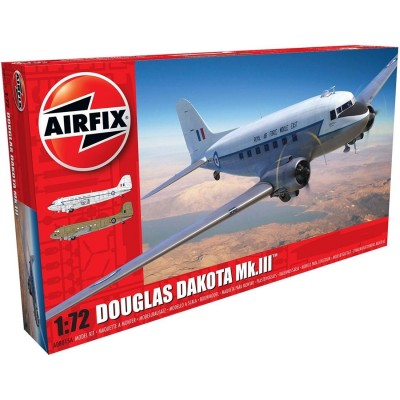 DOUGLAS DAKOTA MK-III 1/72 - Airfix A08015A
