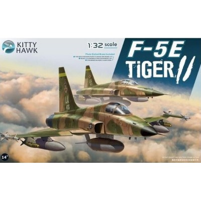 NORTHORP F-5 E TIGER II 1/32 - Kitty Hawk 32018