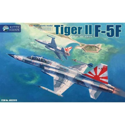 NORTHORP F-5 F TIGER II 1/32 - Kitty Hawk 32019