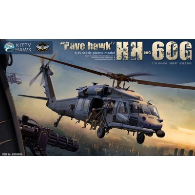 SIKORSKY HH-60 G PAVE HAWK 1/35 - Kitty Hawk KH50006