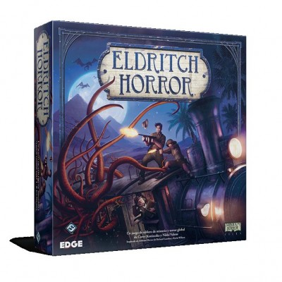 ELDRITCH HORROR -Misterio y Terror- Fantasy Flight Games EH01