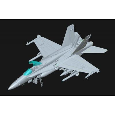 McDONNELL DOUGLAS F/A-18 C HORNET (Australia) 1/48 - Hobby Boss 85809