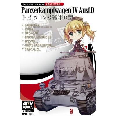 Q-SERIE PANZER IV AUSF.D - AFV WQT001